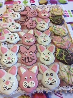Easter Cookies (dozens)