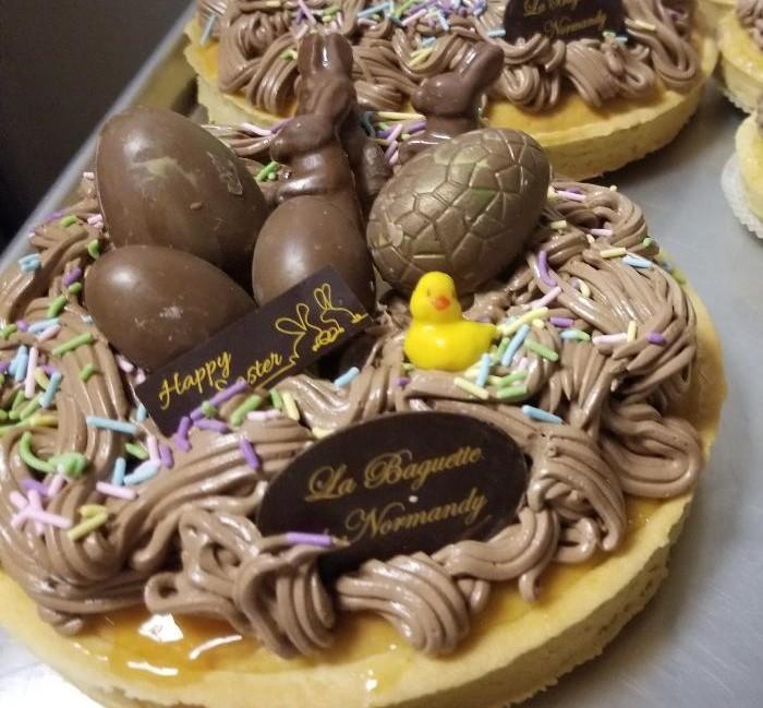 Easter-tart