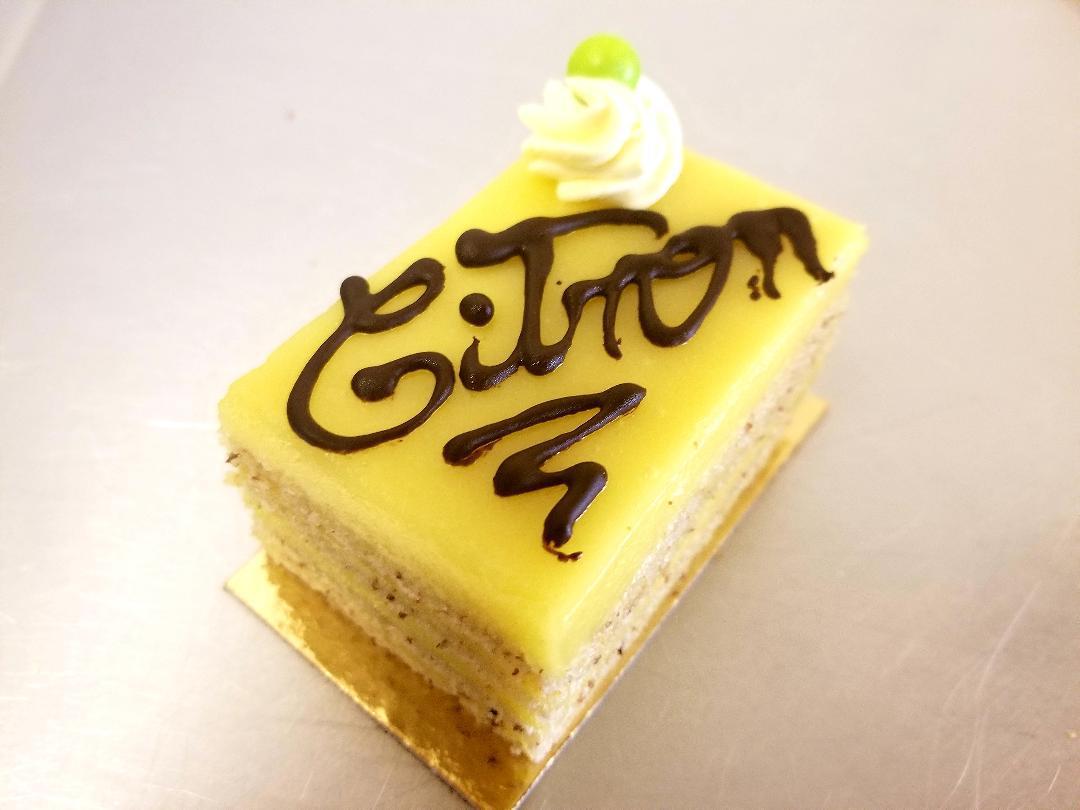 Citronnier cake