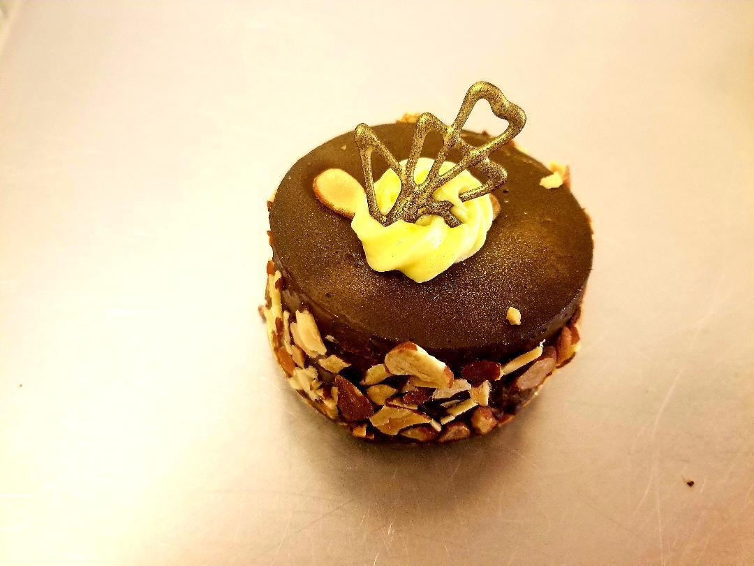 Truffade cake