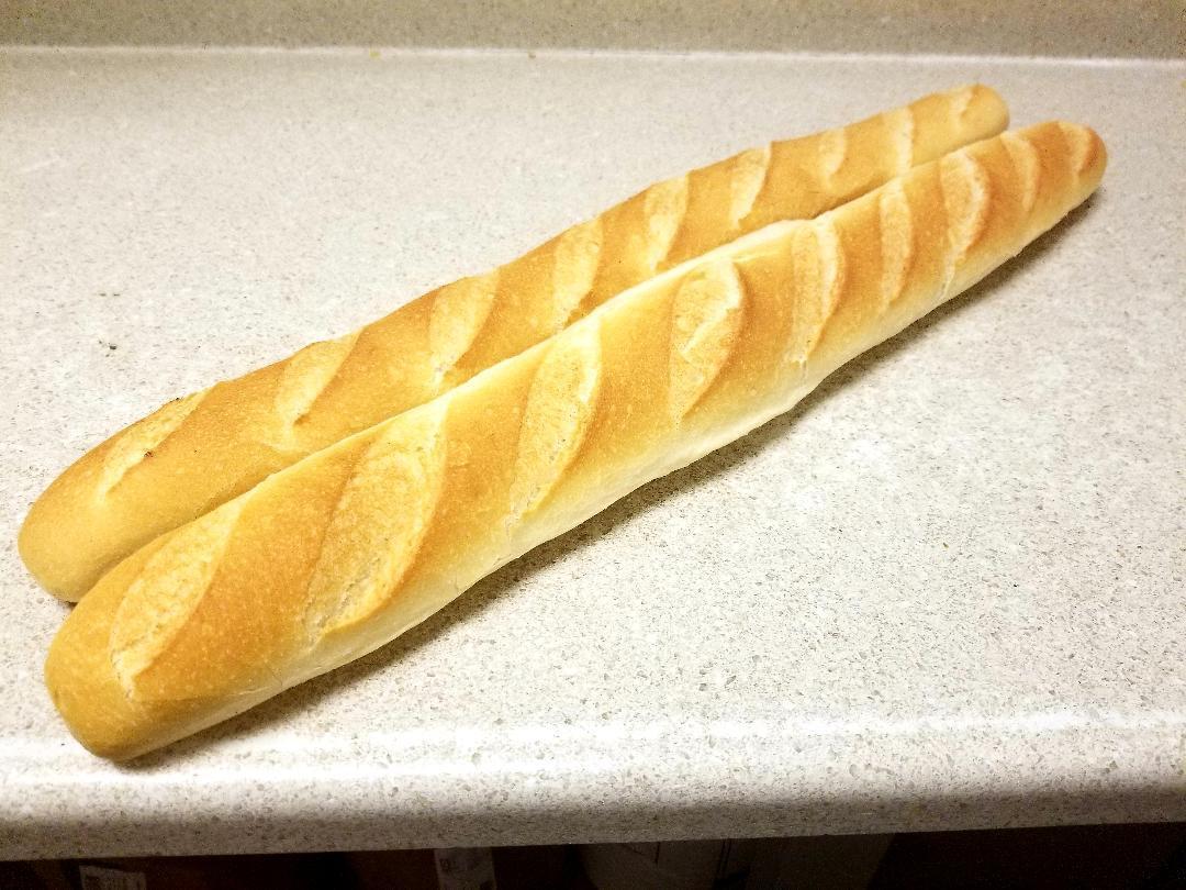 Classic baguette