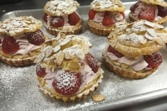 Strawberry Alsacienne