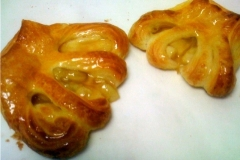 Patte d'ours (bear claw)