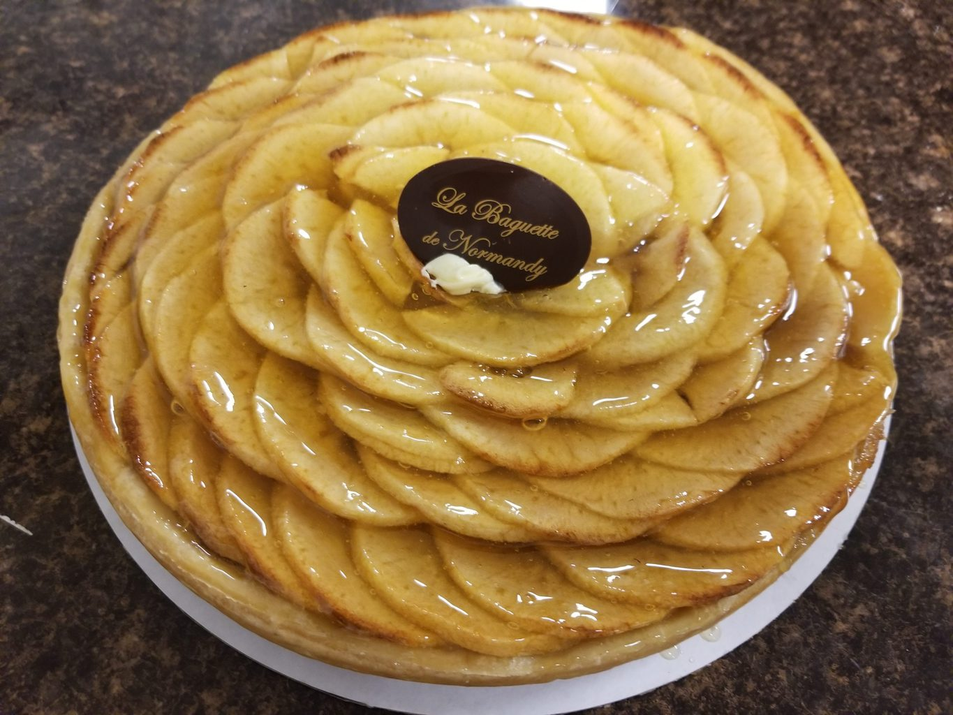 Apple Tart 6p